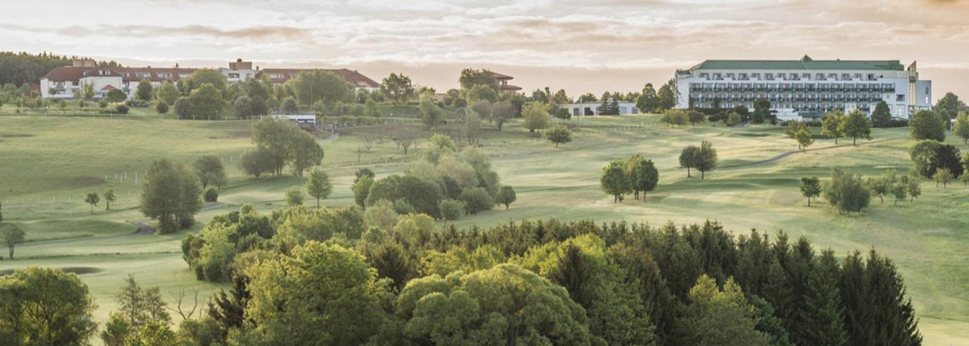 Golfplatz mit dem Reiters Golfclub