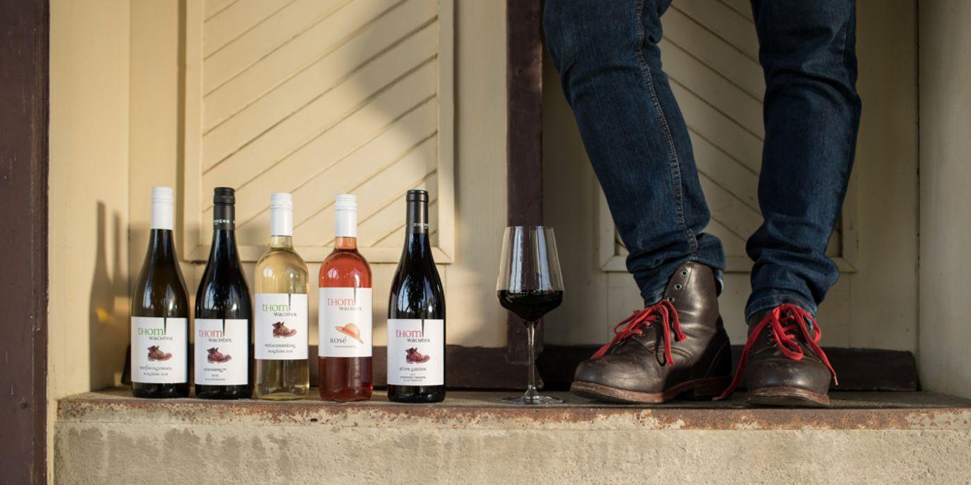 Qualitätiv hochwertige Weine von Thom Wachter genießen