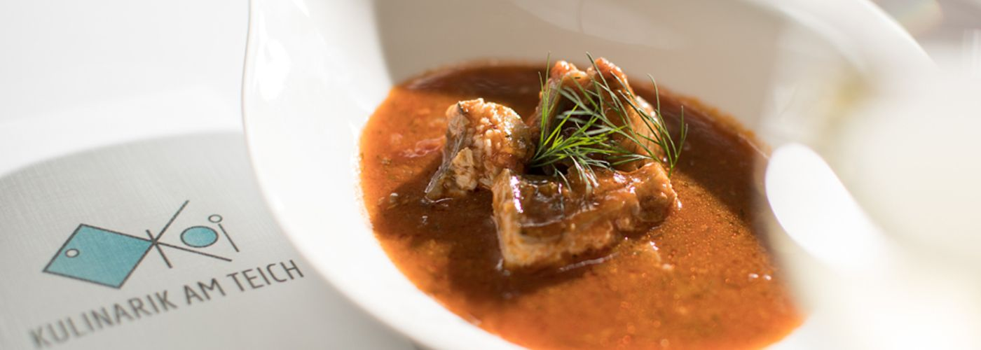 Fischsuppe von KOI