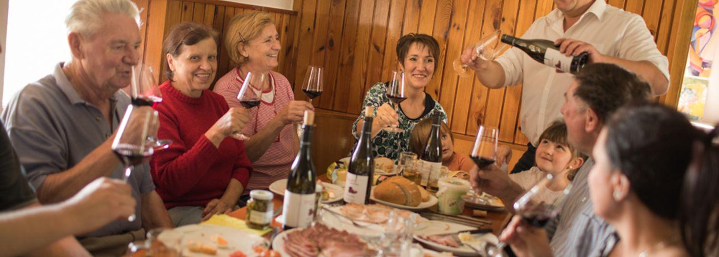 Geführte Weinverkostung von Thom Wachter