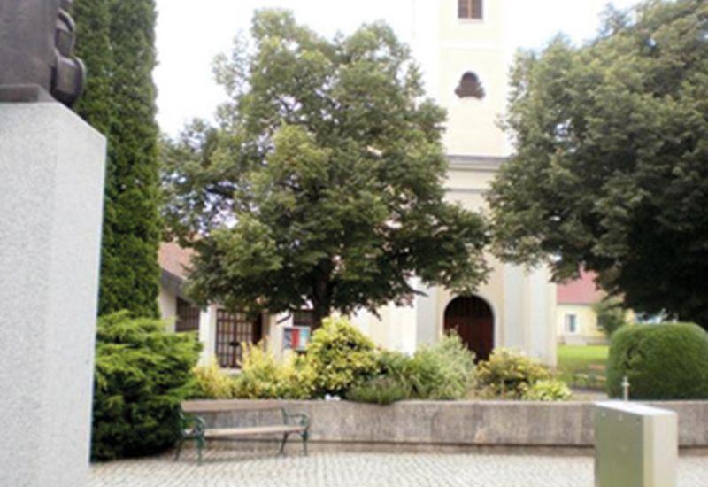 Marienquelle in Ollersdorf