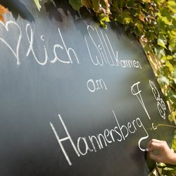 Herzlich Willkommen am Hannersberg