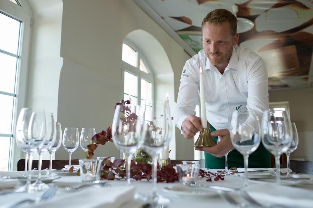 Kulinarische Spezialitäten am Hannersberg genießen