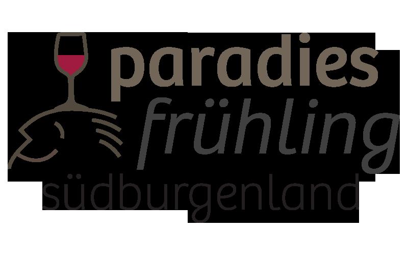 Paradiesfrühling Südburgenland Logo